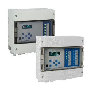 Gas detection controller CWA series
