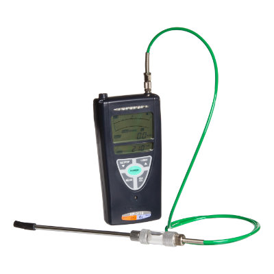 Portable gas detector XP-3100 series